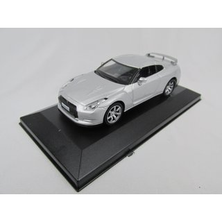 NISSAN GT-R 2008 1:43 Concept Car Fertigmodell  in Displayvitrine