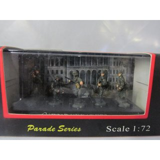 Caesar Miniatures 6358802 Panzergrenadiere SET 2 1:72 Fertigmodell
