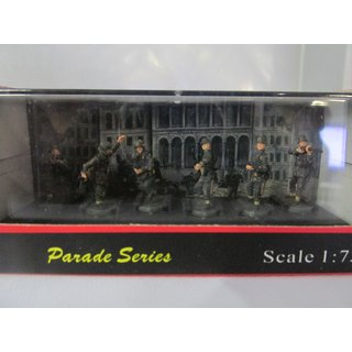 Cesar Miniatures 6358801 Panzergrenadiere SET 1 1:72  Fertigmodelle