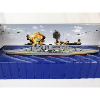 Battlecruiser HMS HOOD Flugzeugträger Fertigmodell 1:700 Forces of Valor