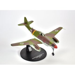 Messerschmitt ME 262 A-1A Heinrich Bar 1:72 - Fighters of World War II - ATLAS