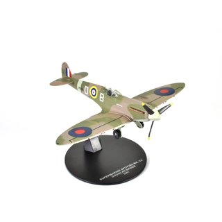 Supermarine Spitfire MK VA D.Bader 1:72 Fighters of World War II Fertigmodell