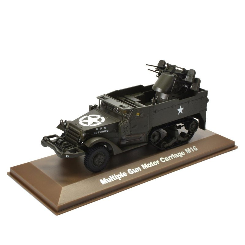 Ford GPA US Army Maßstab 1:43 Fertigmodell aus Metall in Displayvitrine