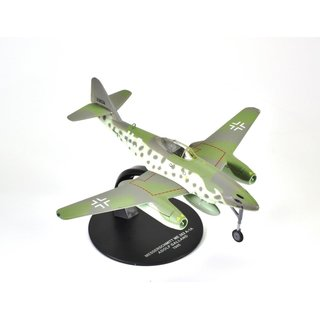 ME 262 A-1A Galland 1:72 - Fighters of World War II - ATLAS