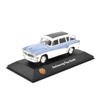 Sachsenring P240 Limousine 1:43 metallauto Atlas diecast Fertimodell
