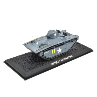 LVT (A)-I Alligator Fertigmodel Maßstab 1:72 Die-Cast Metall