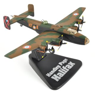 Handley Page Halifax 1:144 Fertigmodell Die-Cast