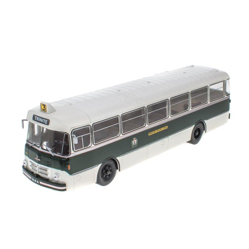 LOHR L96 IRCGN 1:43 Historischer Bus Fertigmodell Die-Cast Metall