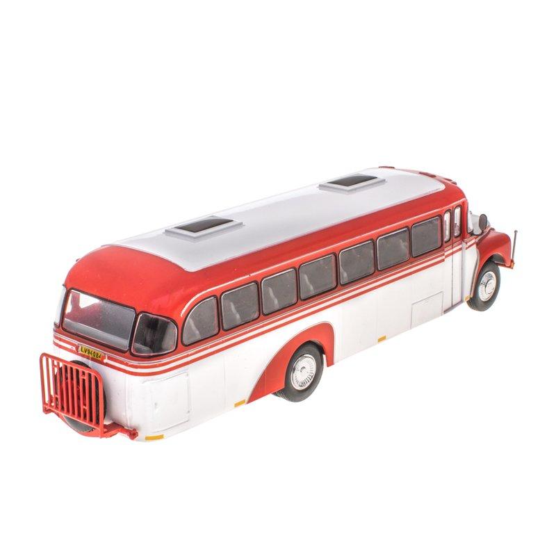 Volvo B 375 1:43 Historischer Bus Fertigmodell Die-Cast Metall