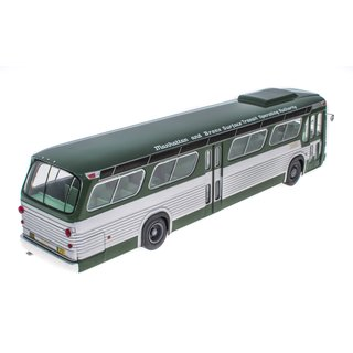 General Motors TDH-5301 1:43 Historischer Bus Fertigmodell Die-Cast Metall