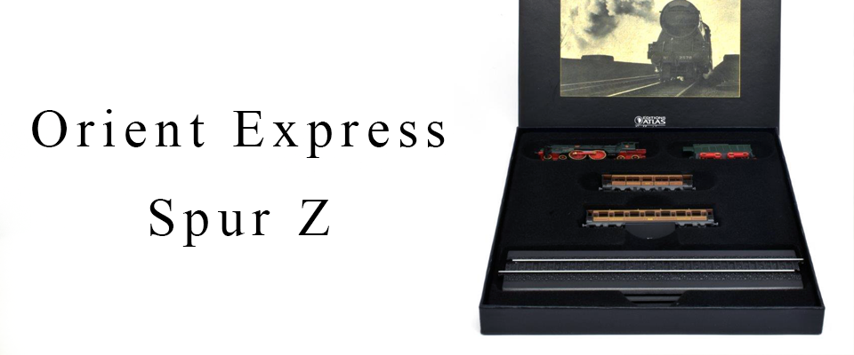 Orient Express in Spur Z