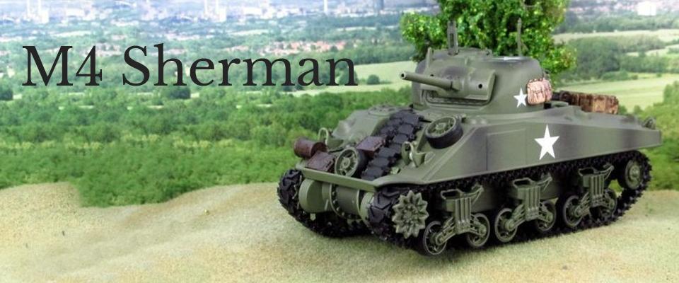 M4 Sherman 1:32